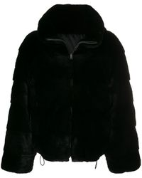 Amen - Reversible Cropped Jacket - Lyst