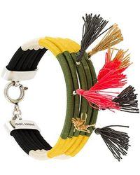 Isabel Marant - The Wailers Tassel Bracelet - Lyst