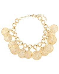 Balmain - Medals Necklace - Lyst