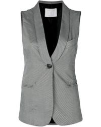 Societe Anonyme - Perfect Palace Striped Waistcoat - Lyst