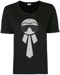 Fendi - Karlito T-shirt - Lyst