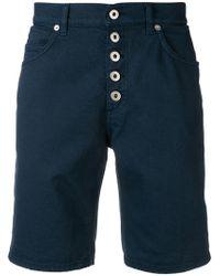 Dondup - Pantalones vaqueros cortos - Lyst