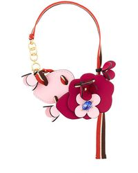 Marni - Striped Petal Necklace - Lyst
