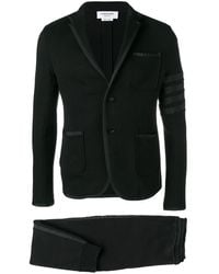 Thom Browne - 4-bar Loopback Jersey Suit - Lyst