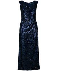 Lauren by Ralph Lauren - Hickory Soiree Dress - Lyst