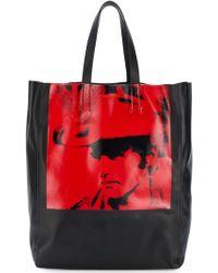 CALVIN KLEIN 205W39NYC - Dennis Hopper Tote Bag - Lyst