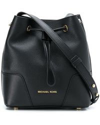 MICHAEL Michael Kors - Cary Small Bucket Bag - Lyst