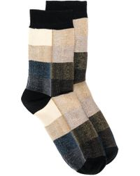 Golden Goose Deluxe Brand - Colour Block Socks - Lyst