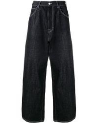 Marni - Dance Bunny Wide Leg Jeans - Lyst