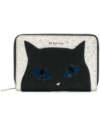 PS by Paul Smith - Cat Face Wallet - Lyst