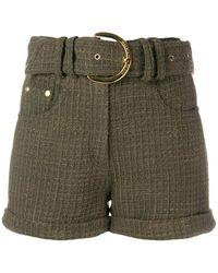Balmain - Structured Shorts - Lyst