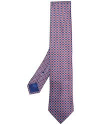 Brioni - Woven Patterned Tie - Lyst