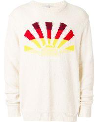 Stella McCartney - Embroidered Sweater - Lyst