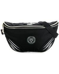 661aa7824e Philipp Plein 'kicker' Messenger Bag in Black for Men - Lyst