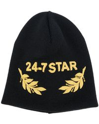 DSquared² - Embroidered Beanie - Lyst