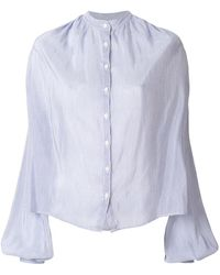 Thierry Colson - Oversized Shirt - Lyst
