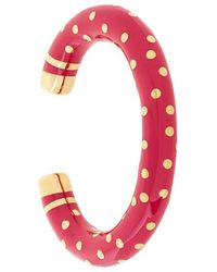 Aurelie Bidermann - Pivoine Resin Inlay Positano Bracelet - Lyst
