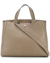 Valextra - Large Tote Bag - Lyst