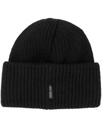 Golden Goose Deluxe Brand - Knitted Fit Hat - Lyst