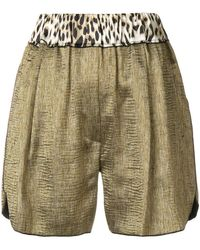 Forte Forte - High Waisted Floaty Shorts - Lyst