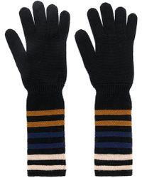 Sonia Rykiel - Knit Gloves - Lyst