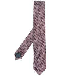 Ermenegildo Zegna - Dotted Pattern Tie - Lyst