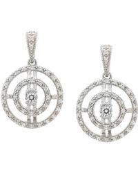 V Jewellery - Paloma Earrings - Lyst