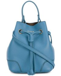 Furla - Mini Stacy Bucket Bag - Lyst