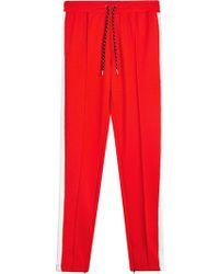 Burberry - Pantalon de jogging à bandes contrastantes - Lyst