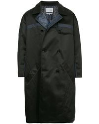 Yoshiokubo - Trench réversible - Lyst