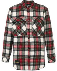 Stella McCartney - Plaid Flannel Shirt - Lyst