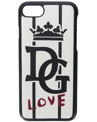 Dolce & Gabbana - Coque d'iPhone 8 DG Love - Lyst