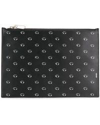 KENZO - Eye Clutch Bag - Lyst