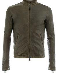 Giorgio Brato - Moto Jacket - Lyst