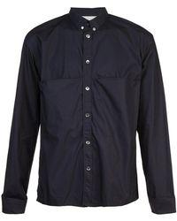 Stephan Schneider - Chest Slit Pocket Shirt - Lyst