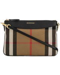 Burberry | House Check Crossbody Bag | Lyst