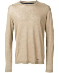 Woolrich - Long-sleeve Fitted Jumper - Lyst
