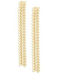 Wouters & Hendrix - My Favourite Chain Earrings - Lyst