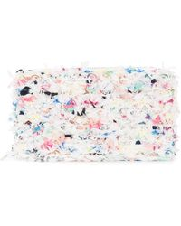 Coohem - Knit Tweed Spring Paint Wallet - Lyst