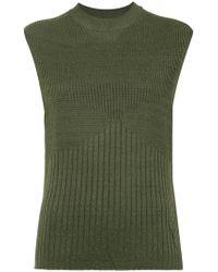 Osklen - Knitted Top - Lyst