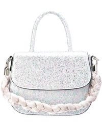 Christian Siriano - Metallic Small Tote Bag - Lyst