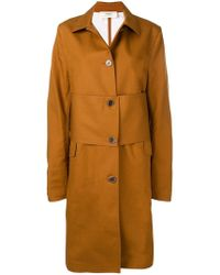 Ports 1961 - Single-breasted Trench Coat - Lyst