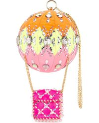 Manish Arora - Embellished Clutch Bag - Lyst