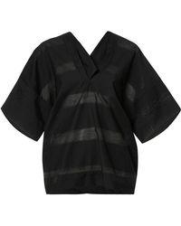Vivienne Westwood Anglomania - Kimono Style Top - Lyst