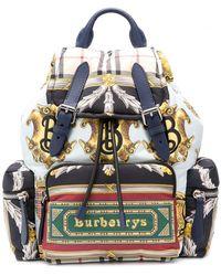 840ef3f9547 Women's Burberry Backpacks - Lyst