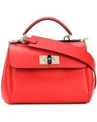Giorgio Armani - Twist-lock Handbag - Lyst