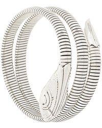 Gas Bijoux - Serpent Bracelet - Lyst