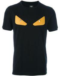 87dfbc90c6d Lyst - T-shirts Fendi homme à partir de 231 €