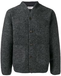 Universal Works - Buttoned Cardigan - Lyst