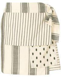 Dodo Bar Or - Jasmin Wrap Skirt - Lyst
